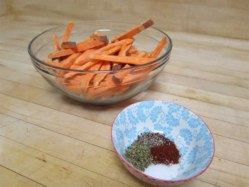 SpicySweetPotatoFries