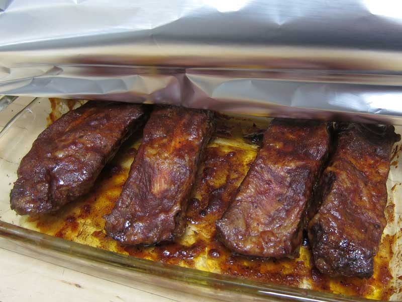 Oven Beef Ribs