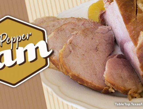 Dr Pepper Ham