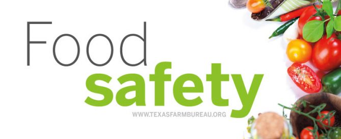 is your food safe?