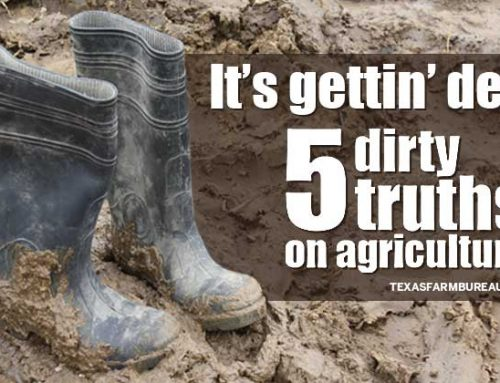 Get 5 dirty truths on agriculture