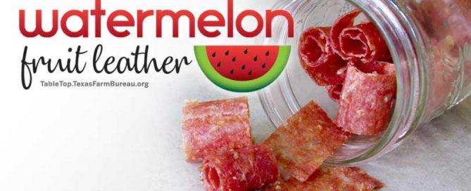 Watermelon-Fruit-Leather
