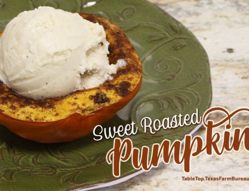 Sweet Roasted Pumpkin