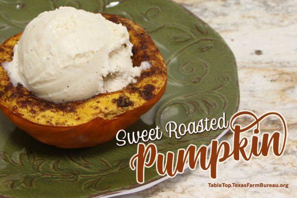 SweetRoastedPumpkin