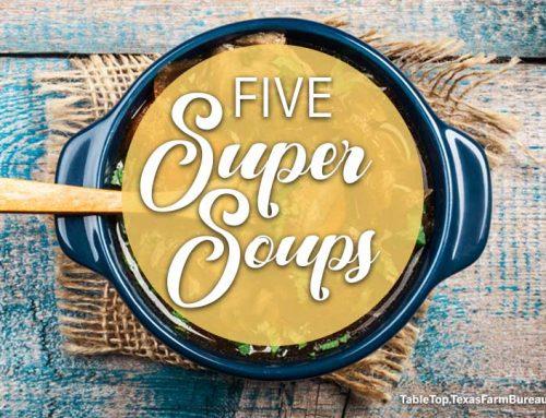 5 Super Soups