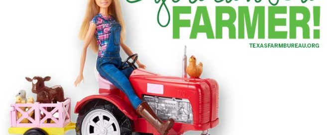 farmer barbie