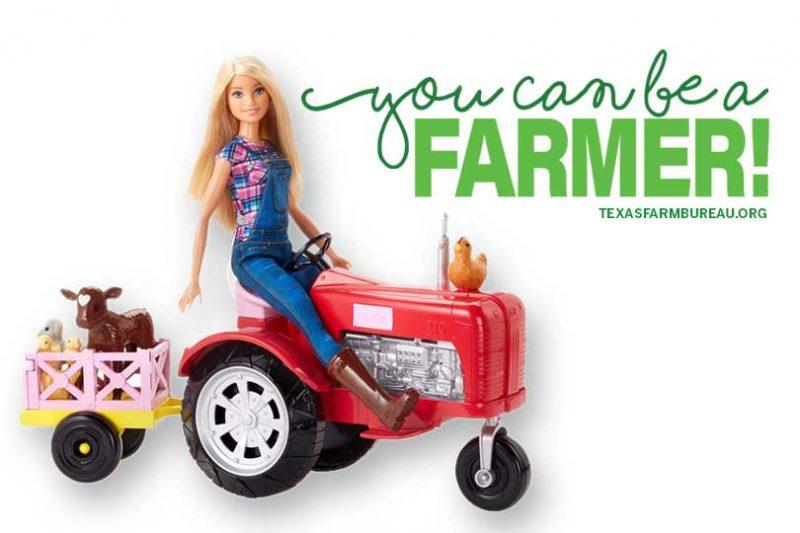 farmer barbie