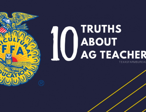 10 truths about ag teachers