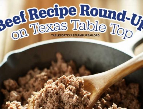 Beef recipe round-up