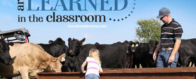 """The new """"normal"""" may be distance learning during the coronavirus pandemic, but hands-on lessons are still happening for many kids through Texas agriculture."""