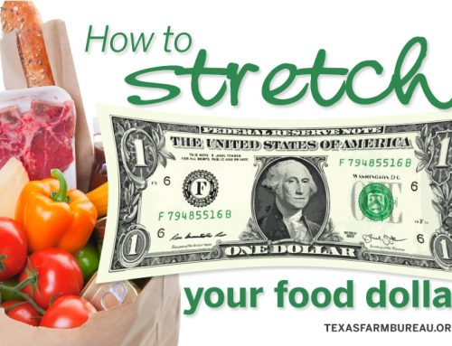 How to stretch your food dollars