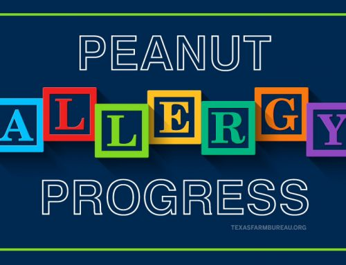 Peanut allergy may someday be a thing of the past