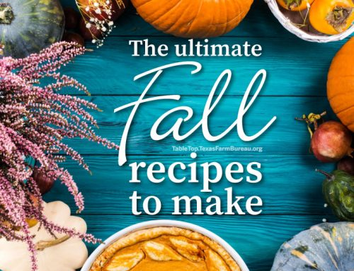 Top five recipes for fall