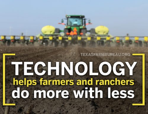 Agriculture is no stranger to technology