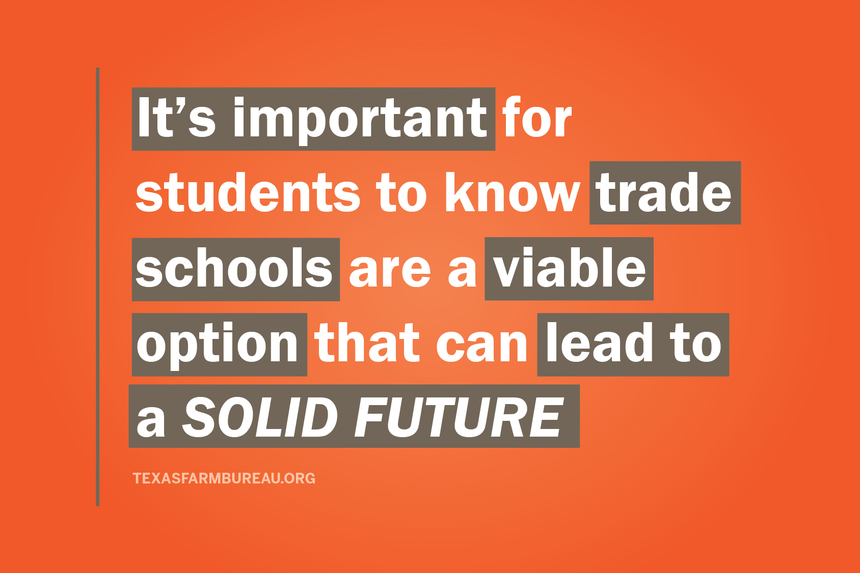 Trade schools specialize in specific areas of skill. And with a certificate or a degree from a trade school, graduates have access to some of today's most in-demand jobs.